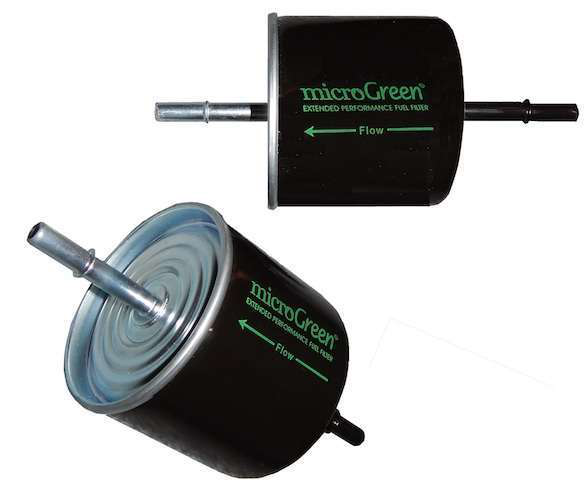 Soms microGreen Fuel Filter