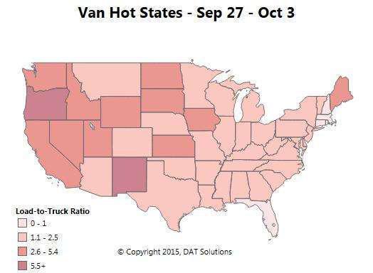 DAT-VanHotStatesMap-2015- Sep27-Oct3