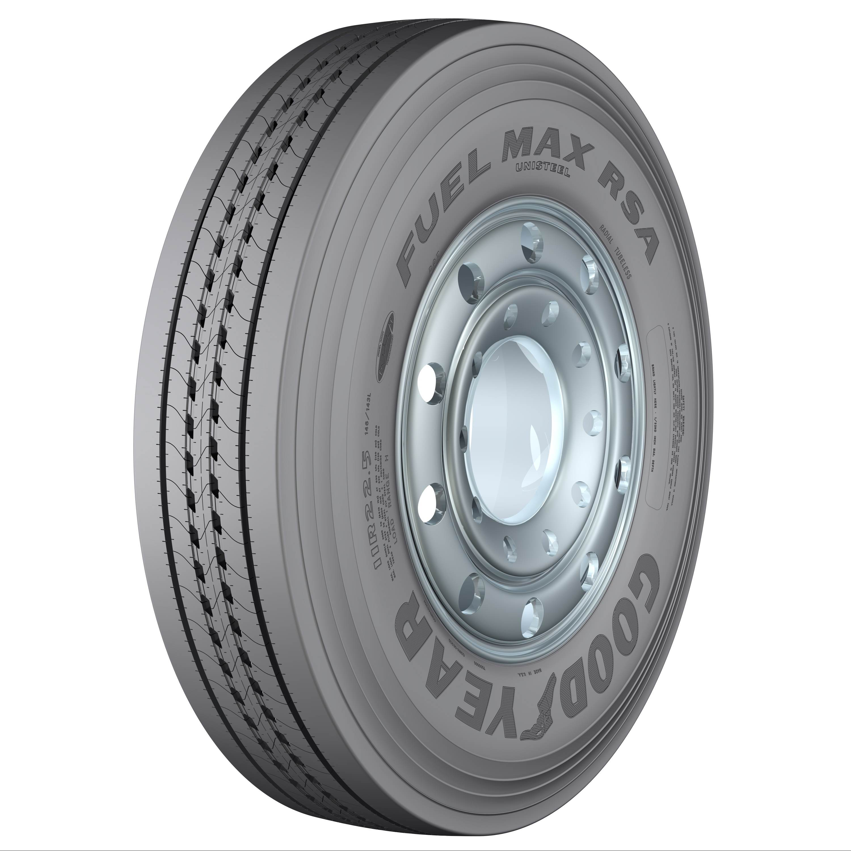 Goodyear Fuel Max RSA Regional Tire