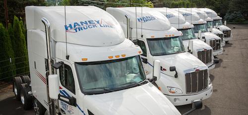 Haney trucks
