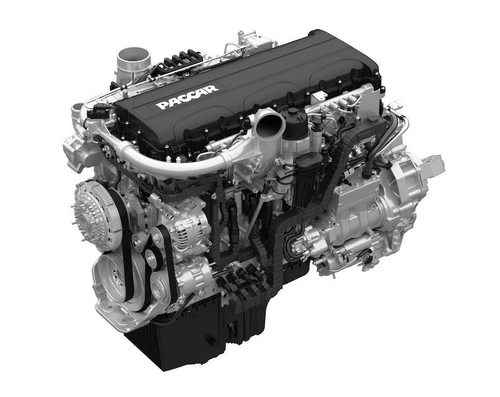 Peterbilt to offer Paccar MX-11 engine in Model 579, 567 trucks
