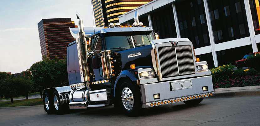 Western Star 4900 >> Brake Issue Prompts Recall Of 450 Western Star 4900 Trucks