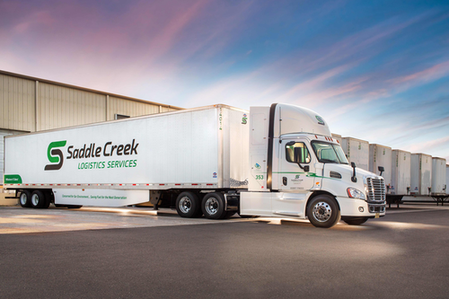 Saddle Creek Logistics Services' focus on fleet efficiency is paying big dividends