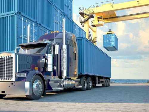 Federal Committee Says Ports Need On Demand Trucking