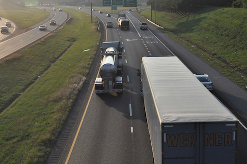 Final highway bill: CSA revamp in, younger truckers and carrier 'hiring standards' out