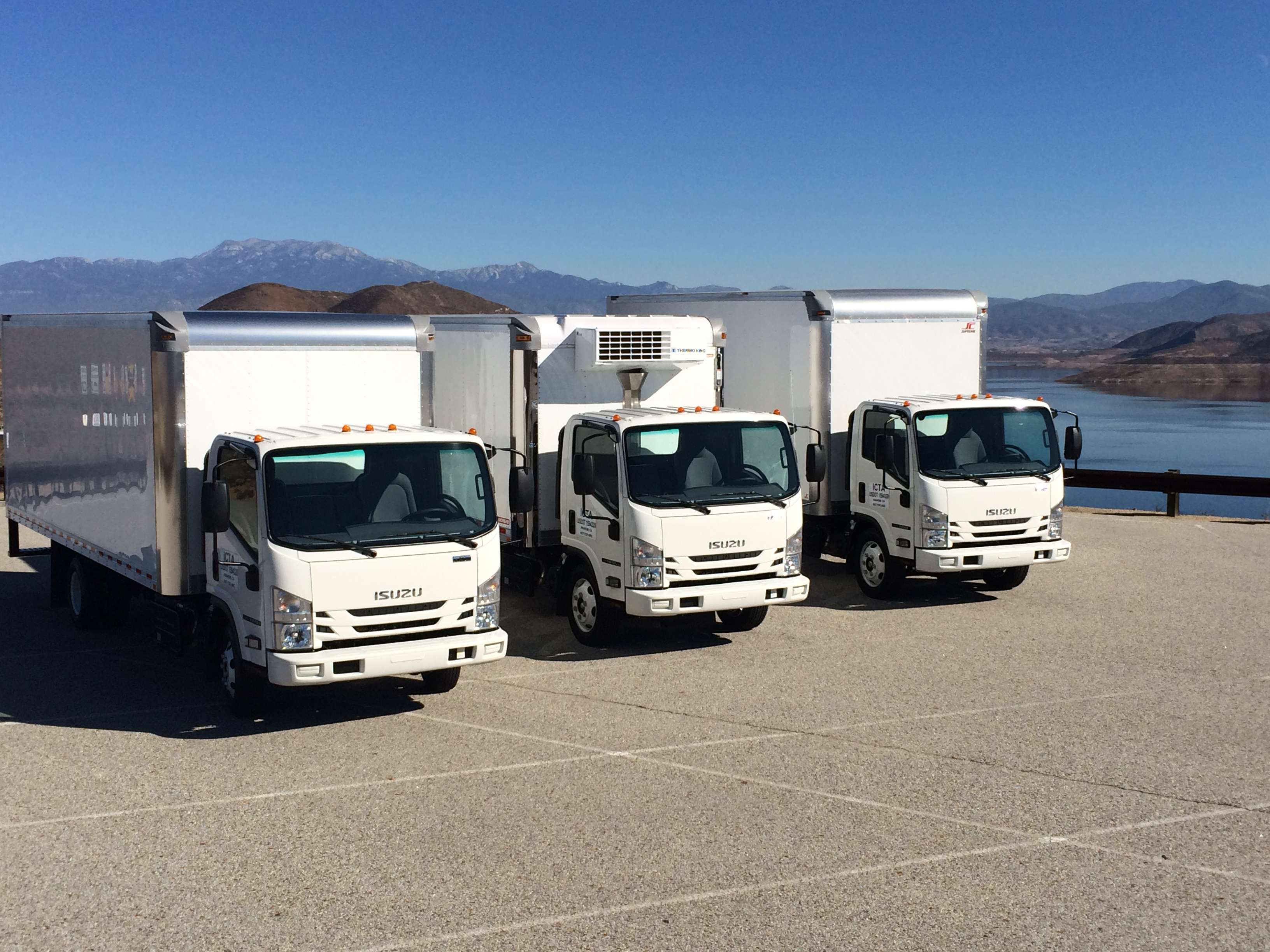 Isuzu expands NPR cabover family