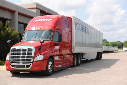 averitt express making bendix saftey system standard on all new volvo  freightliner orders