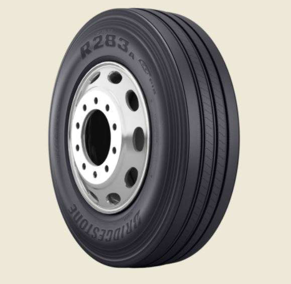 Bridgestone R283A Ecopia steer tire