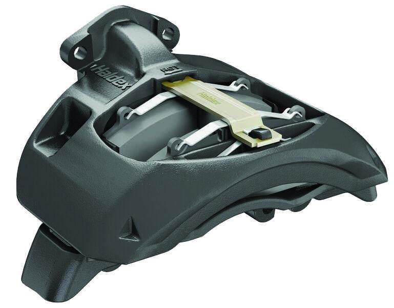 Haldex brings european air disc brakes to north american
