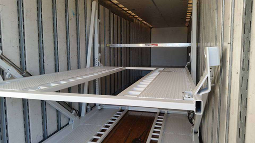 Removable Modular System Can Convert Drop Frame Trailers