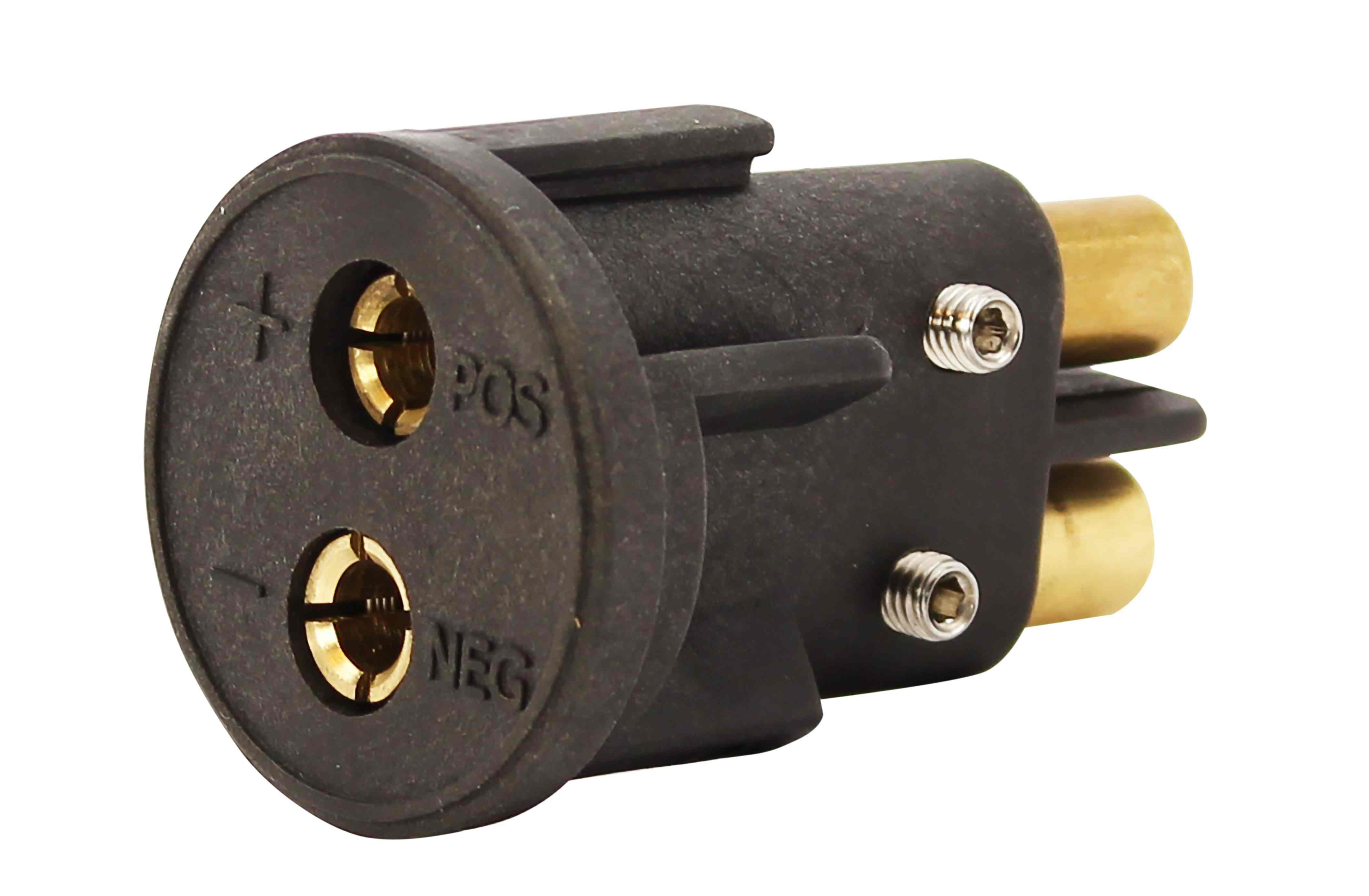 Phillips Auxiliary Vertical Dual Pole Offset Plug
