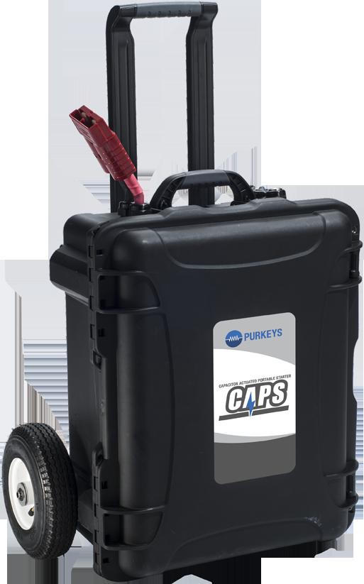 Purkeys CAPS Portable Jump Start Machine