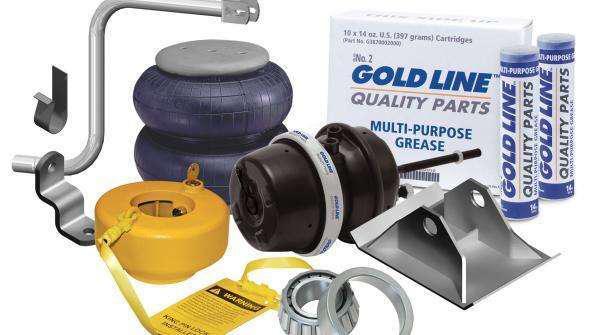 SAF-Holland Gold Line Quality Parts