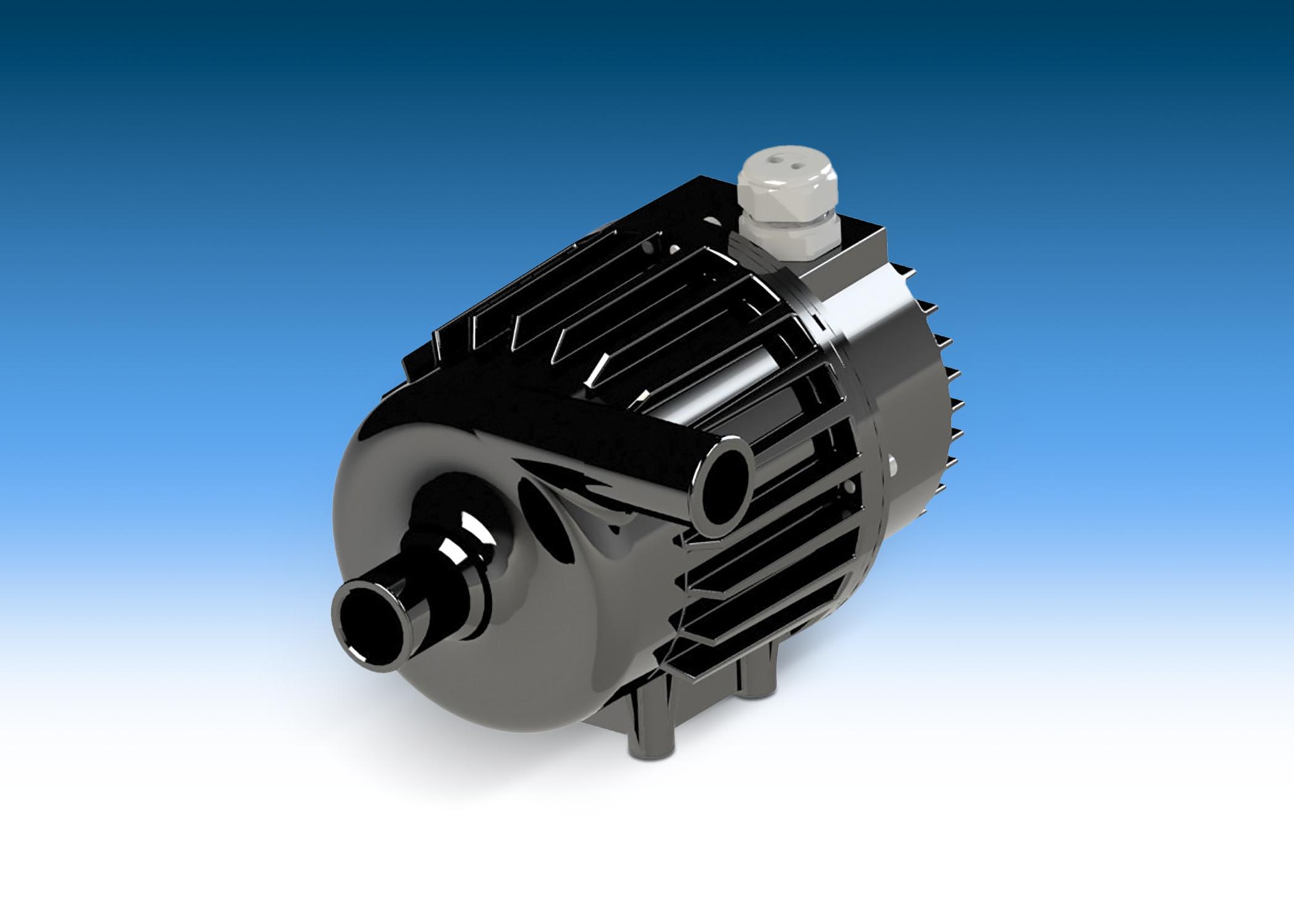 Ametek Rotron SLP 2418 Seal-Less Water Circulation Pump