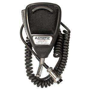 Astatic CB microphone