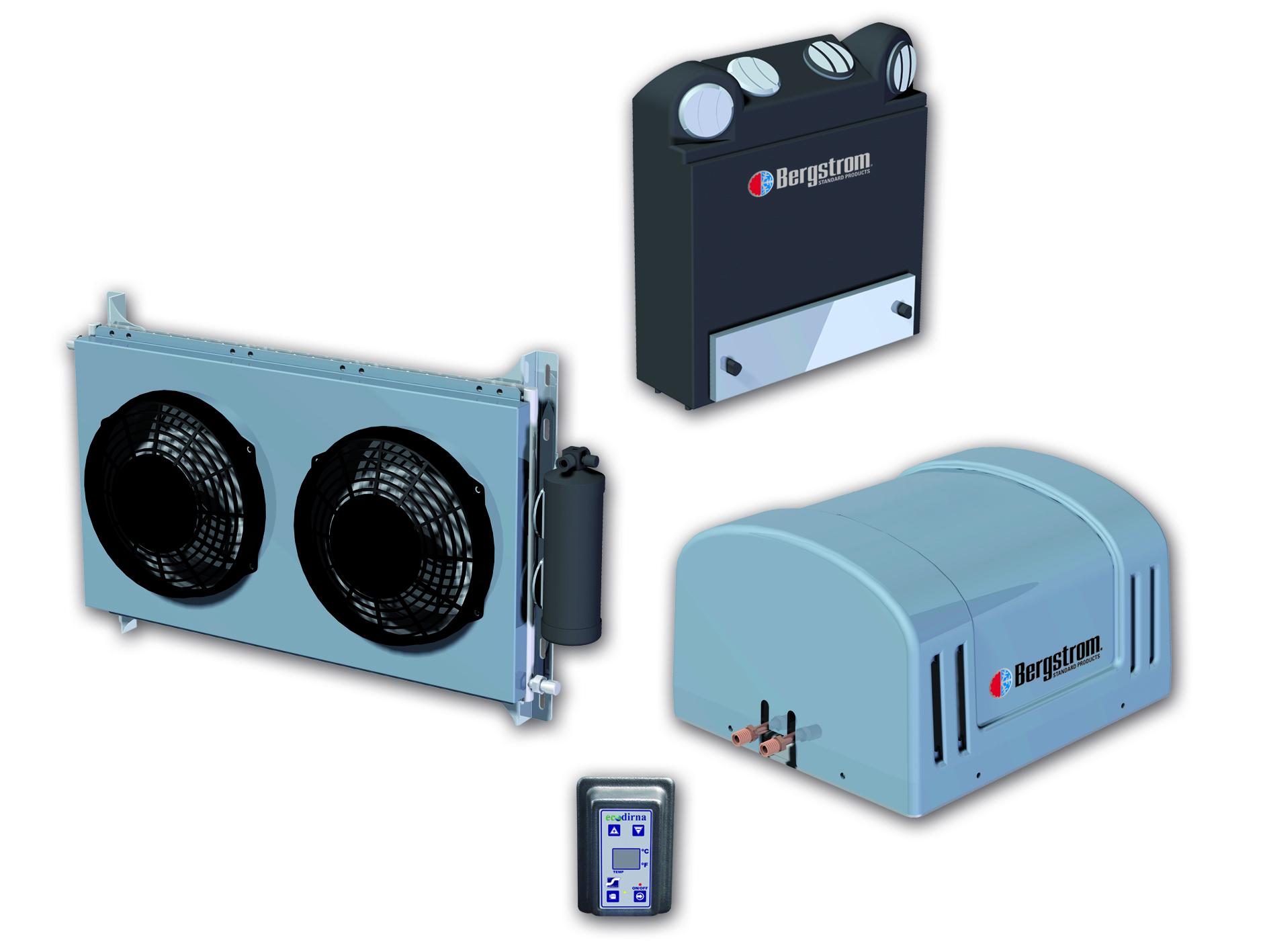 Bergstrom Standard Products Split AC Unit