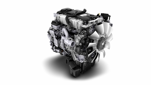 Detroit unveils the first of two new medium duty engines