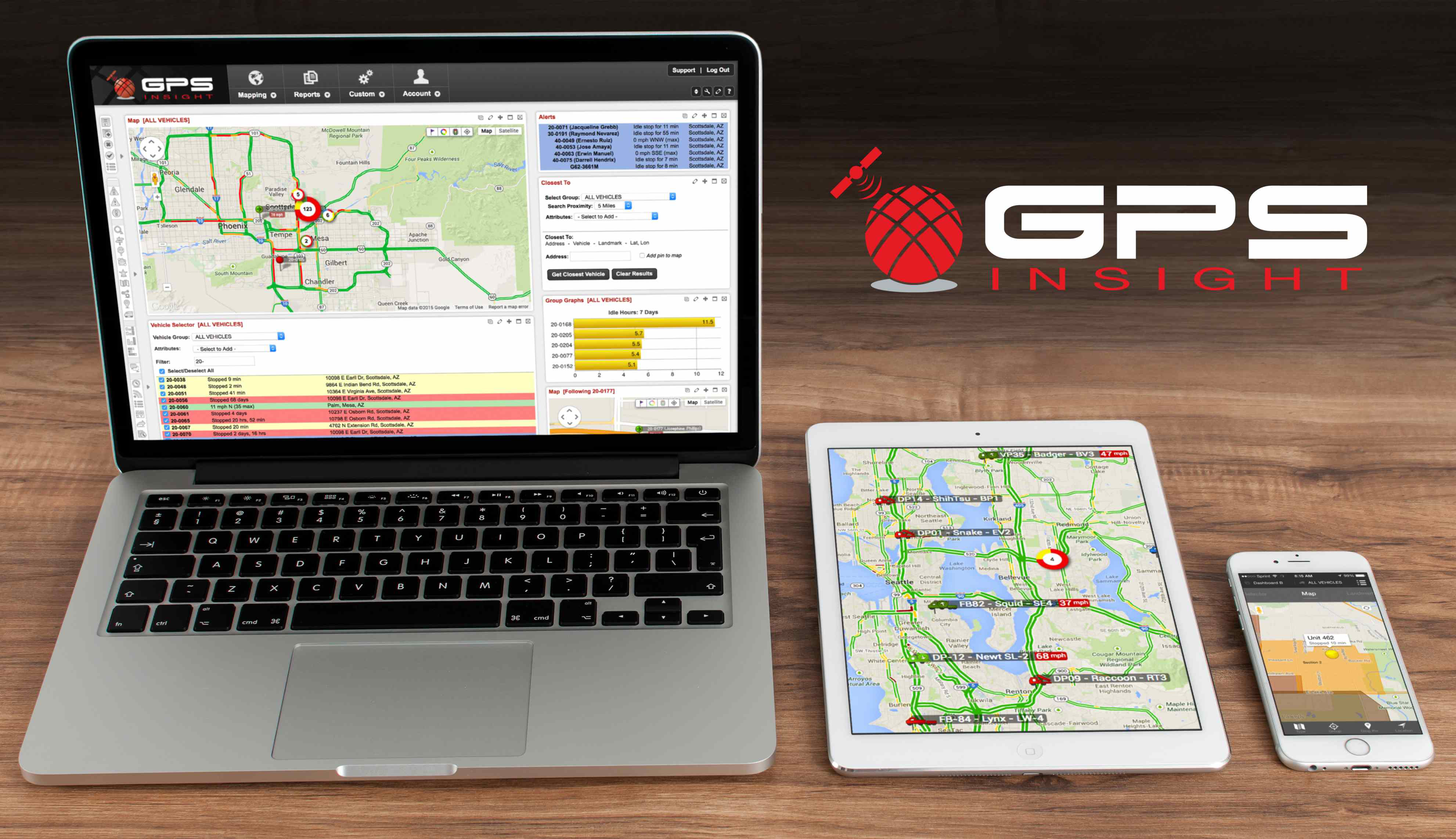GPS Insight integrates tracking, DTC alerts with Fleetio