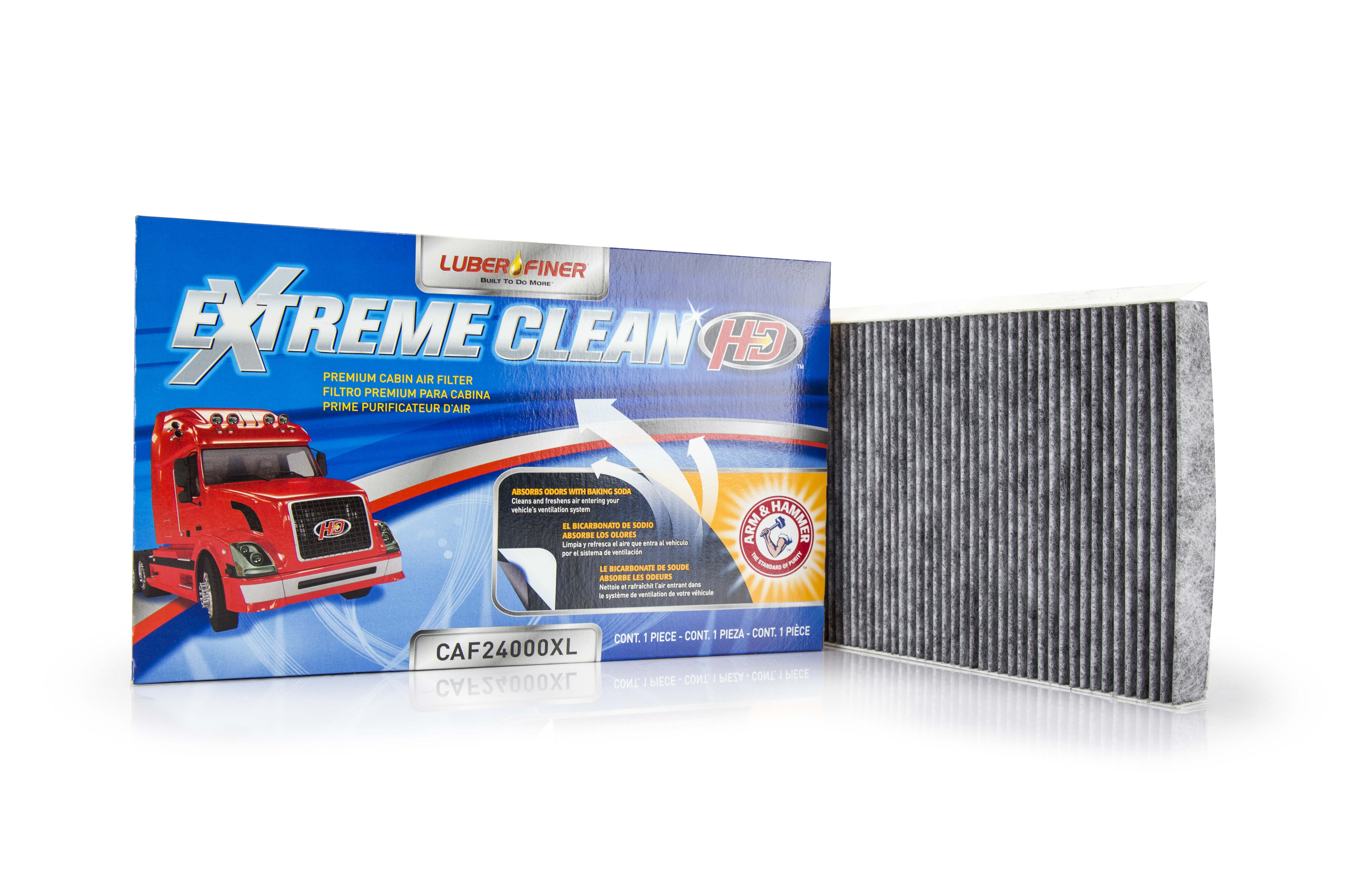 Luber-finer Extreme Clean HD Premium Cabin Air Filter