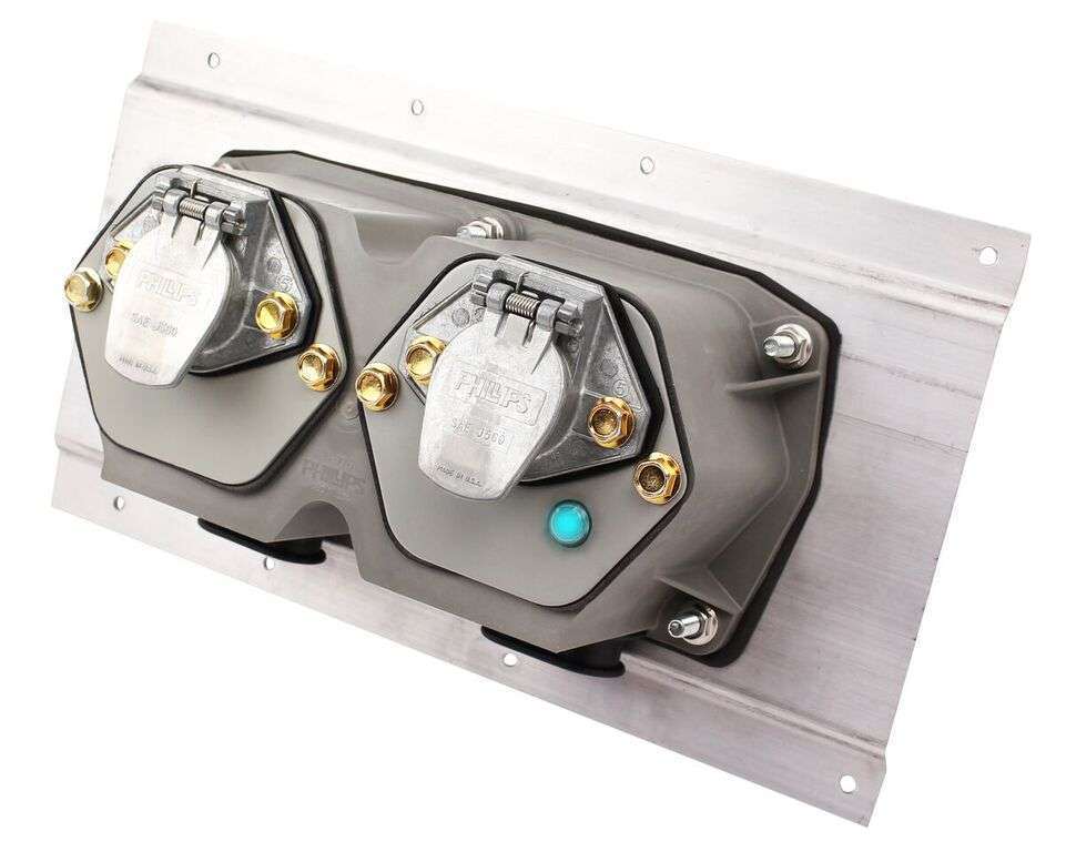 Phillips Permalogic Smart-Charge Trailer Power Management System
