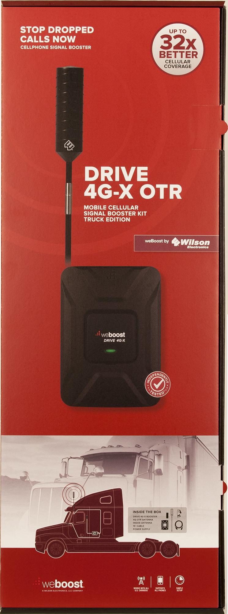 Drive 4G-X OTR Box-Front