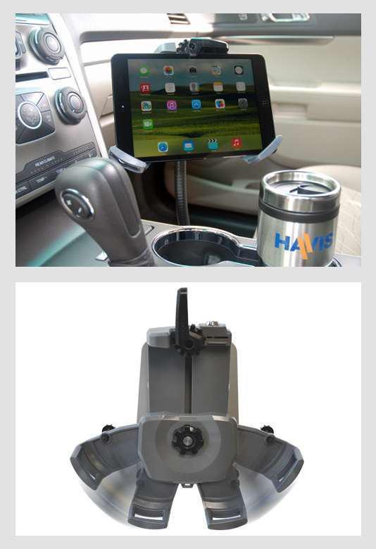 Havis UT-300 Series Universal Tablet Cradle