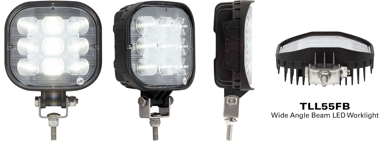 Optronics Opti-Brite Wide Angle Beam LED Worklight