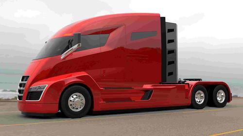 Nikola 'electric truck' getting hydrogen fuel cell for U.S., Canadian market