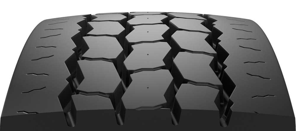 Bridgestone Bandag BRM3 Refuse Retread