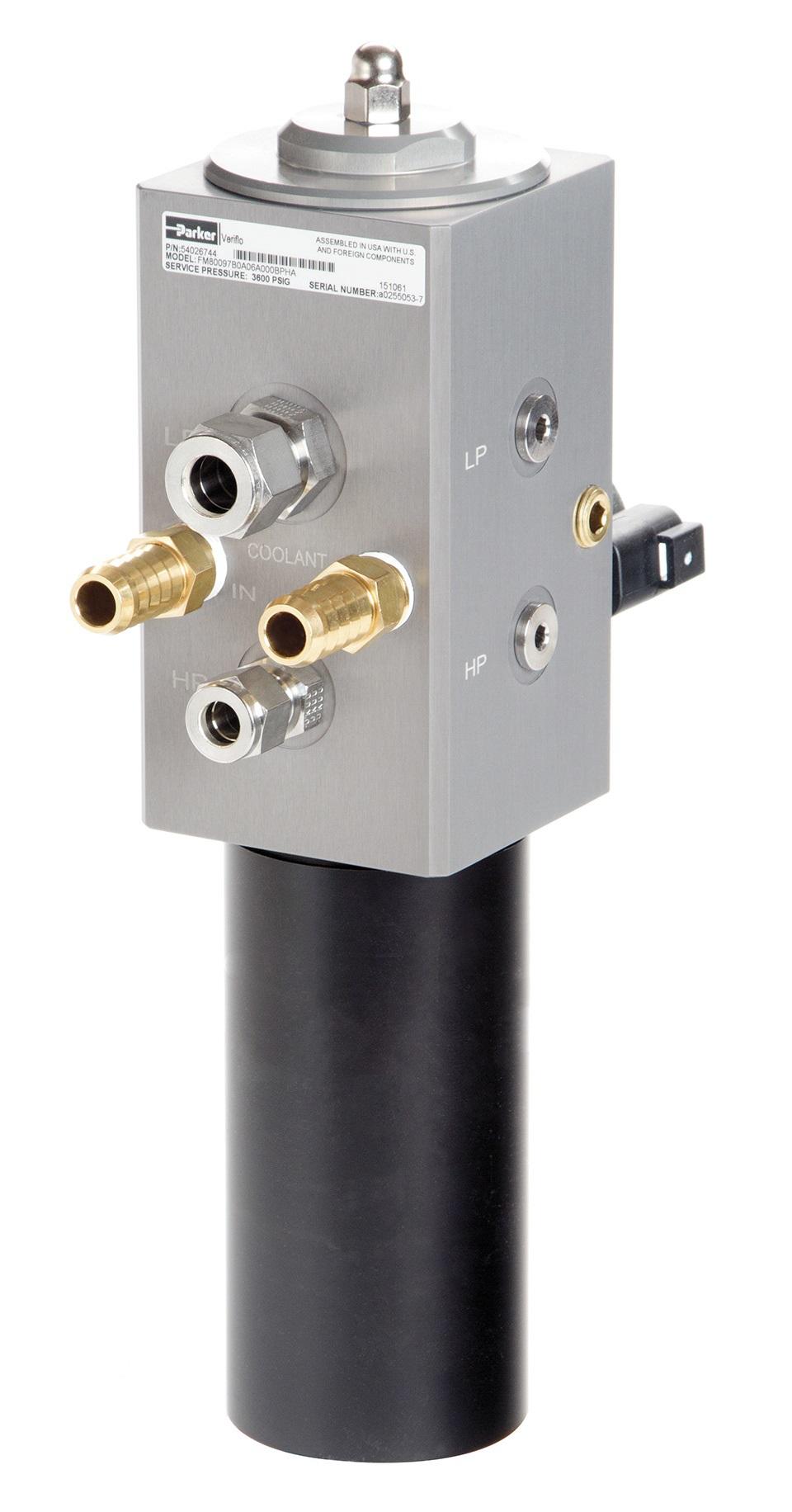 Parker Hannifin FM80 Fuel Regulation Module