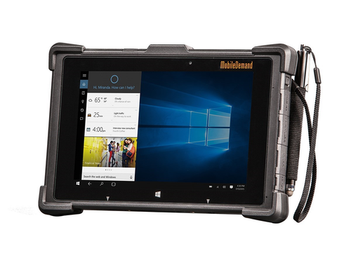 MobileDemand releases tablet with 3D camera for dimensioning
