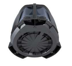 King Dish Tailgater Portable Satellite Dish