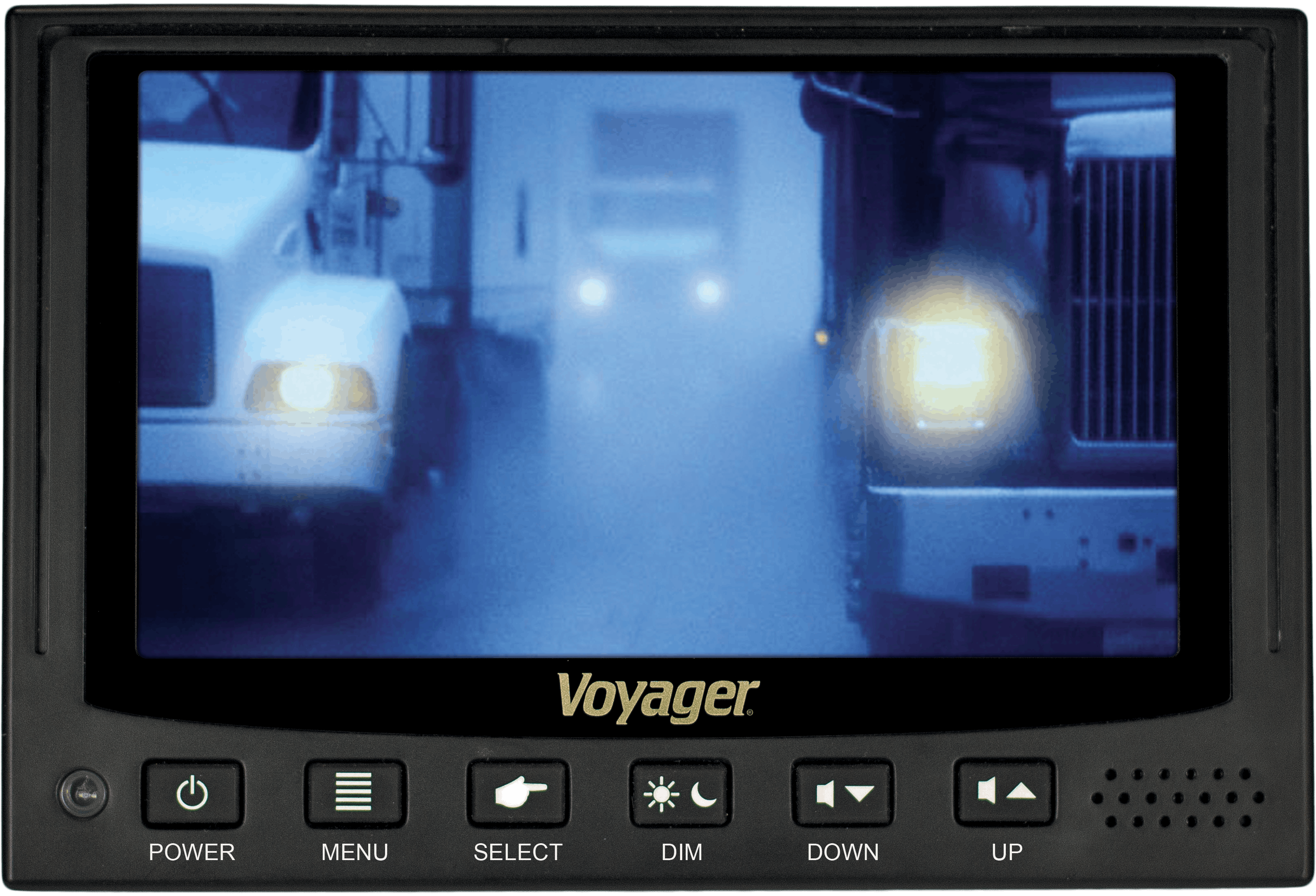 Voyager Heavy Duty VOM74WP Monitor