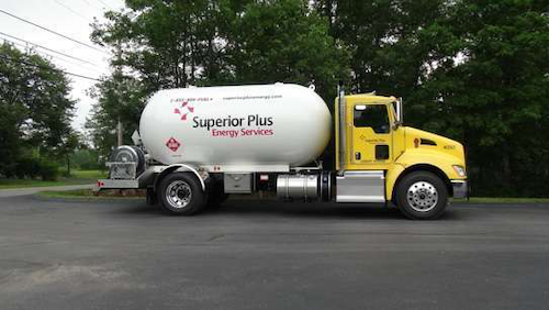 Superior Plus Energy Services equips fleet with True Fuel coaching device