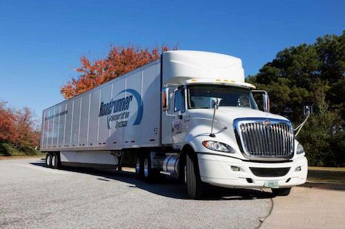 Roadrunner truck photo