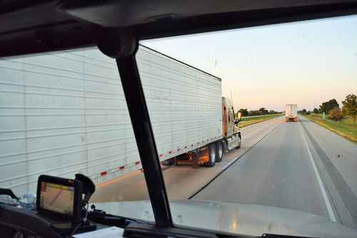 Proposed truck speed governor rule hints at 60, 65 and 68 mph as limits