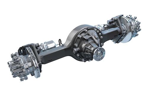 Dana eyes global single axle platform, updates medium duty drive shaft