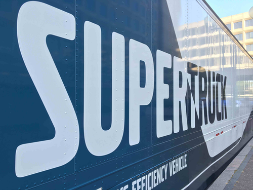 What will Volvo's SuperTruck II look like?