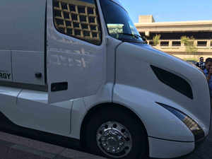 volvo shows off its supertruck, achieves 88% freight efficiency boost volvo truck turn signal switch volvo's aerodynamic supertruck has a shorter front end than conventional trucks on the road today, and the hood features a sharp downward slope
