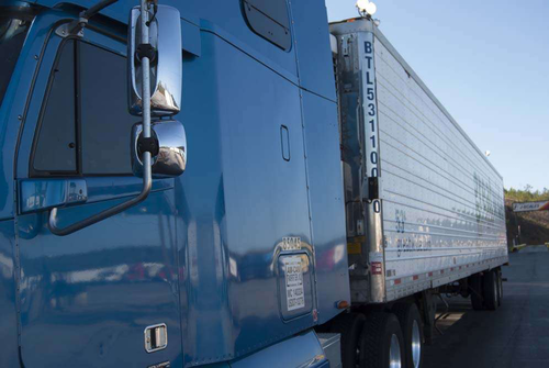 To protect carriers from big payouts, Congress may stamp out state laws on driver pay, breaks