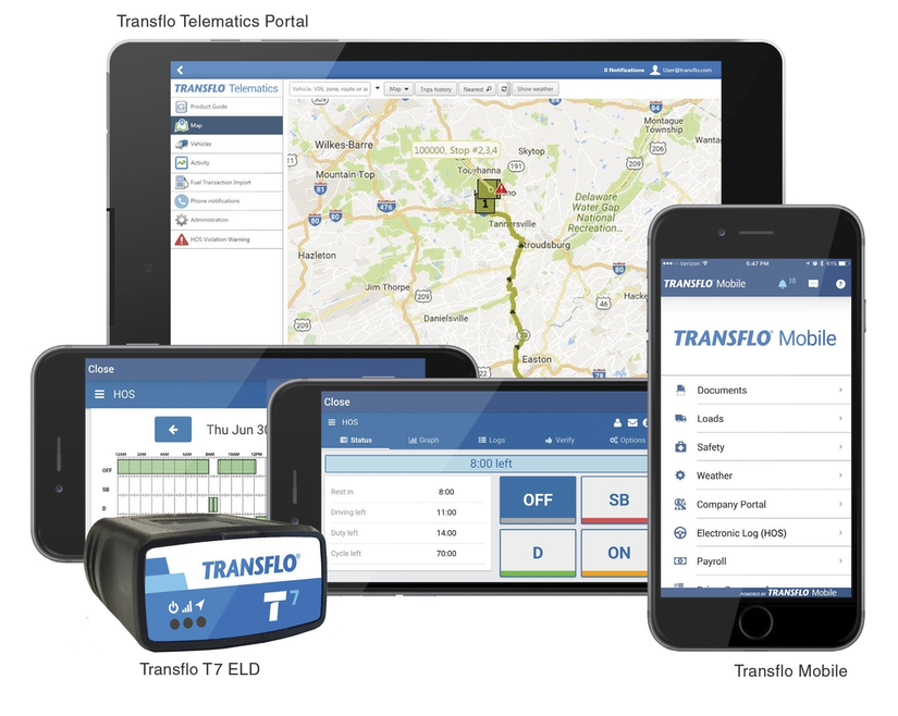 Simplex Group to offer Transflo Telematics ELD product to Hispanic market