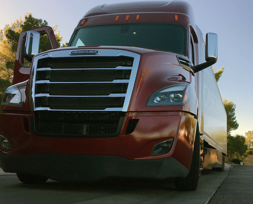 Test drive: 2018 Freightliner Cascadia
