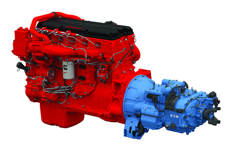 Eaton, Cummins forge automated transmission partnership