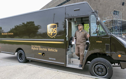 CCJ Innovator: UPS takes package tracking to the next level with real-time views, drones