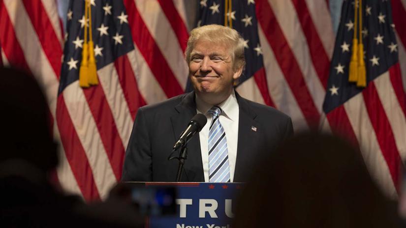 Trump tax cut proposal caps taxes for corporations, owner-operators