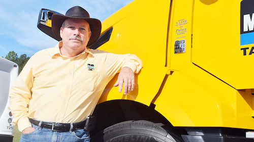 """Jim Kennedy, VP of maintenance for the Tallahassee, Fla.-based McKenzie Truck Lines, has been using the Bendix Wingman Fusion system on his fleets Volvo tractors for about five years. """"We have a corporate culture of being an early adopter of safety technology,"""" he said. From 2003 to 2009, McKenzie trucks rear-ended other vehicles 58 times. From 2013 through this year, McKenzie trucks rear-ended other vehicles just four times total. Kennedy attributes the success to the collision mitigation system. Likewise, McKenzie has experienced just one rollover incident since 2011. Between 2003 and 2008, the fleet dealt with 13 rollovers. McKenzie operates about 275 power units, more than half of which are Volvo tractors, Kennedy says."""