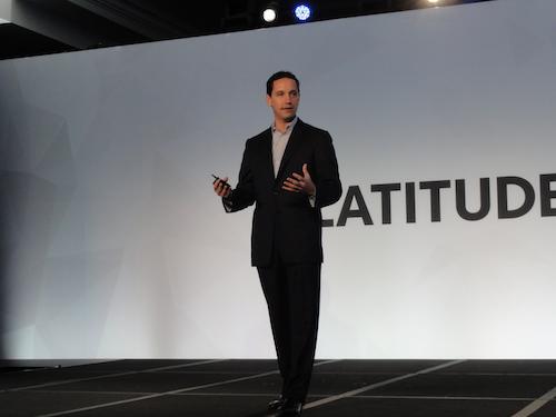 Andres Irlando, CEO of Verizon Telematics