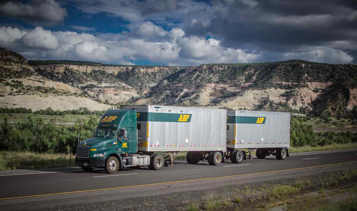 ABF Freight announced in April it would begin a surcharge for loads going into California.