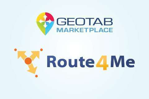 Route4Me is integrated with Geotab Marketplace