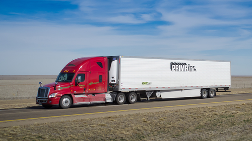 New Prime becomes latest fleet to request exemption for pre-CDL holders